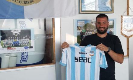 Riese, il primo rinforzo è il difensore Daniele Bertani!