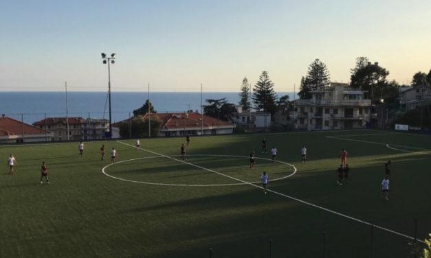 Ospedaletti: Alex Paraschiva approda nel calcio professionistico