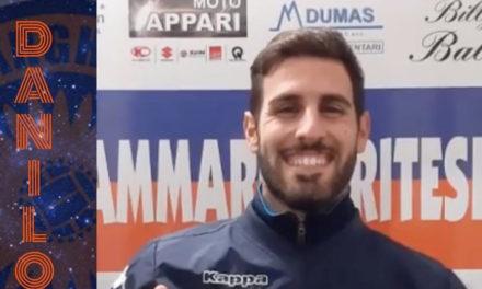Sammargheritese, Danilo Criscuolo torna in arancione