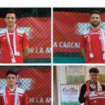 Olimpia Carcarese: quattro riconfermati in rosa