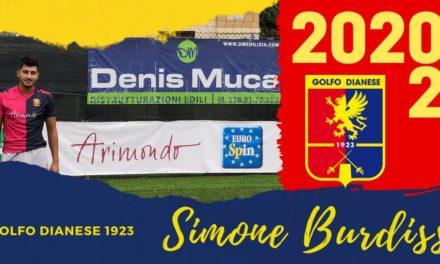 Golfo Dianese: ritorna Simone Burdisso