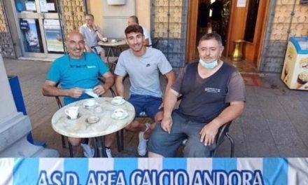 Andora: in attacco arriva Arrigo