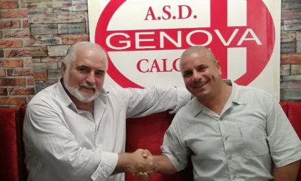 Genova Calcio: ritorna Bruno Faraci