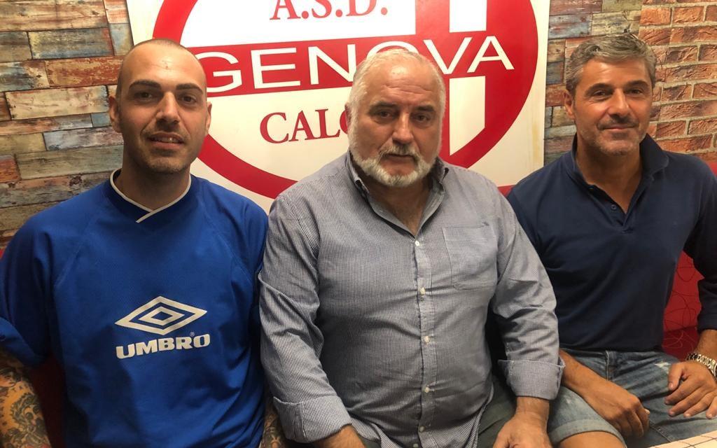 Genova Calcio: confermati Balboni e Celano alla guida della juniores