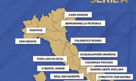 CDM Genova: «IP IP URRÀ!» Ancora in Serie A!