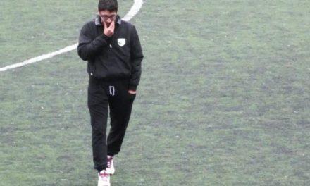 Busalla: Alessio Cantoni nuovo collaboratore tecnico