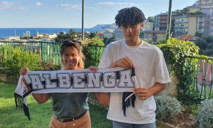 Albenga: ufficializzato il tesseramento di Balleri