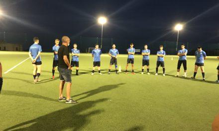 Vadese: iniziata la preparazione della prima squadra