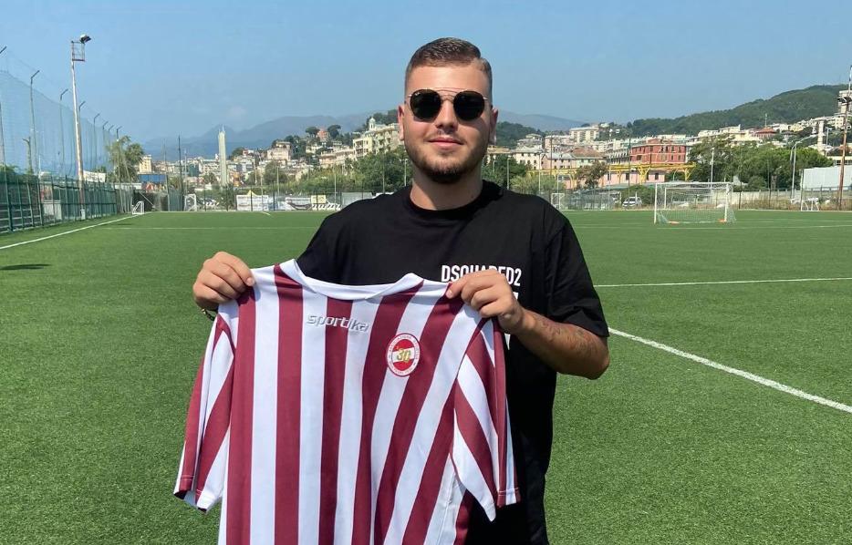 Multedo, ritorna Francesco Girone: «Sono onorato di tornare qui»