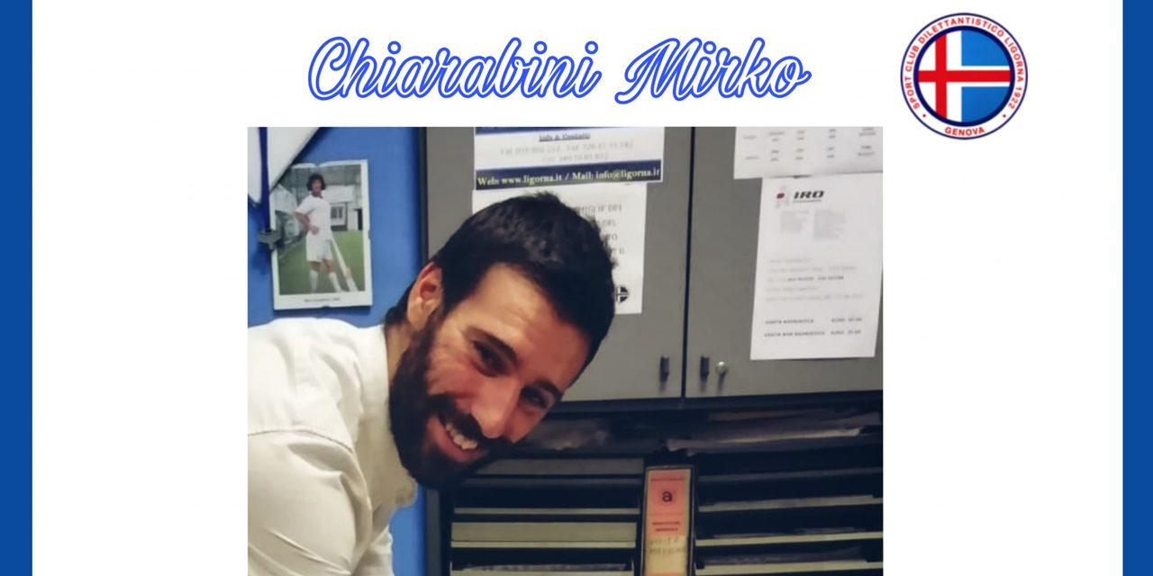 Ligorna, confermato Mirko Chiarabini