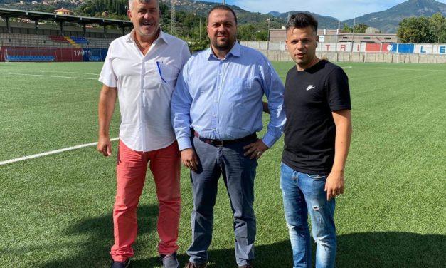 Il Sestri Levante presenta il nuovo match analyst