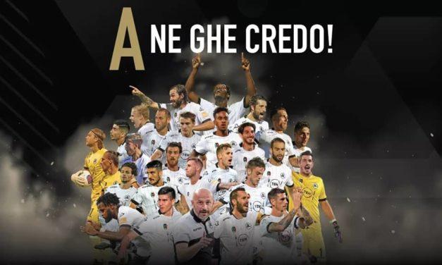 Spezia, credici! Gli aquilotti volano in Serie A