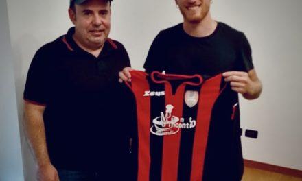 Ceparana: Francesco Valletta nuovo attaccante