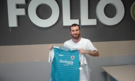 Follo San Martino: concluso l'accordo con l'attaccante Cupini