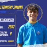 Ceriale: giovane promosso in prima squadra