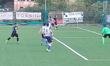 Coppa Italia Promozione: GolfoParadiso-Real Fieschi 1-0 gli highlights della partita