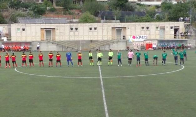 Coppa Italia Promozione: Legino – Celle Riviera 1-0 gli highlights della partita