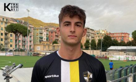 Rapallo Rivarolese: ecco Federico Bilanzone