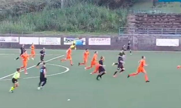 Coppa Italia Promozione: Sammargheritese-Golfo PRCA 1-2 gli highlights della partita