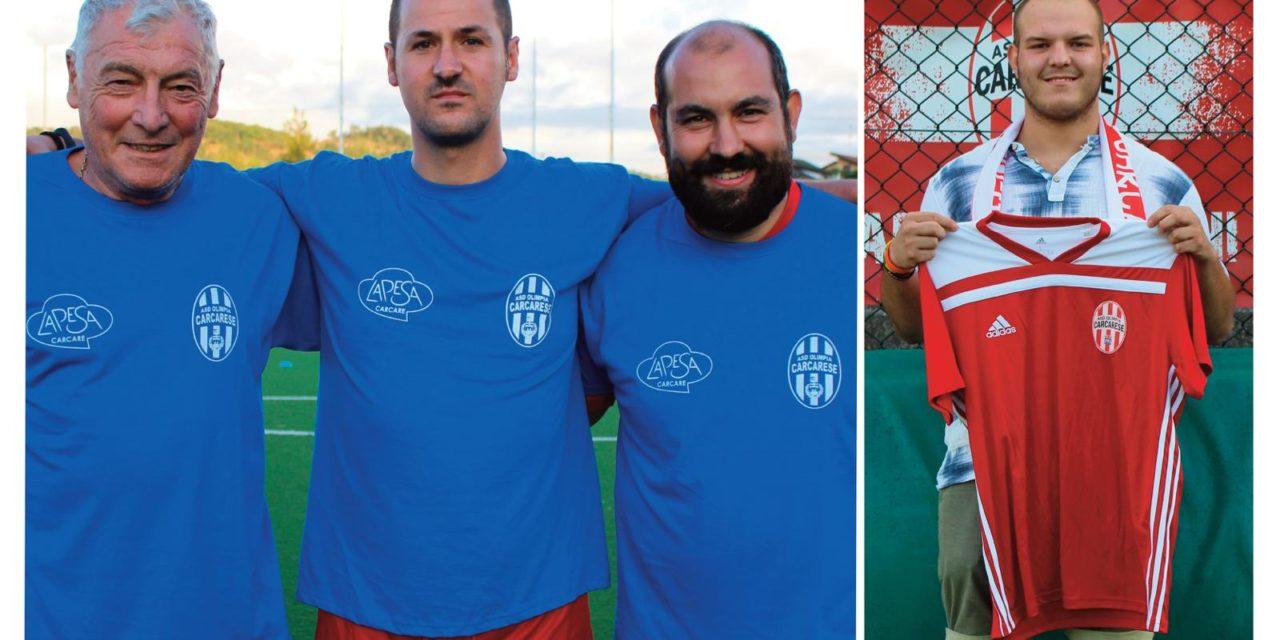 Carcarese B, 3 new entry: Gepponi e Bergero nello staff, Maron nuovo tm