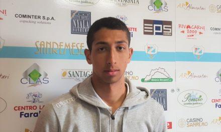 SANREMESE: YOUSSEF SADEK TORNA IN BIANCOAZZURRO