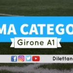 DIRETTA LIVE – PRIMA CATEGORIA A1, 3ª GIORNATA: risultati e classifica