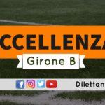 DIRETTA LIVE – ECCELLENZA GIRONE B, 6ª GIORNATA: RISULTATI E CLASSIFICA