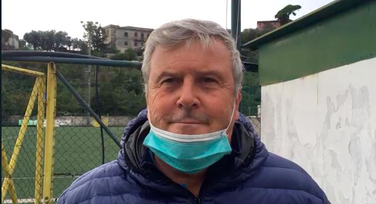 """Campomorone Sant'olcese, Pirovano:""""siamo entrati con l'atteggiamento giusto"""""""