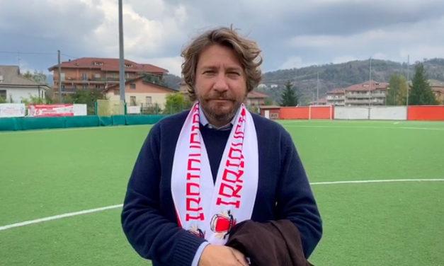 Olimpia Carcarese-Mallare rinviata, le parole del Presidente Vercelli