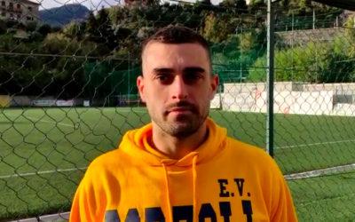 GSD Borzoli: Enrico Valmati riconfermato alla guida della prima squadra