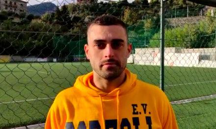 """Borzoli, Mister Valmati:""""partita complicata, ho chiesto alla squadra 3 punti"""""""