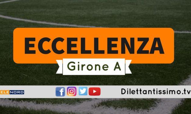 DIRETTA LIVE – ECCELLENZA GIRONE A, 5ª GIORNATA: RISULTATI E CLASSIFICA