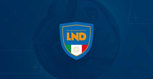 LND: stop a manifestazioni nazionali, per favorire la conclusione della stagione sportiva