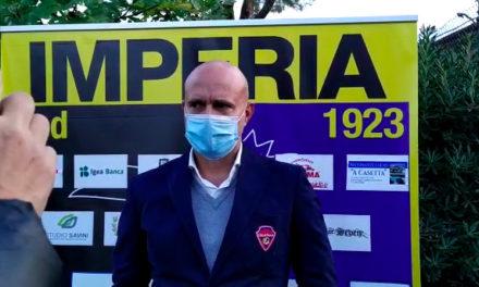 """Varese, Sassarini:""""sono dispiaciuto, i ragazzi meritavano di fare il risultato"""""""