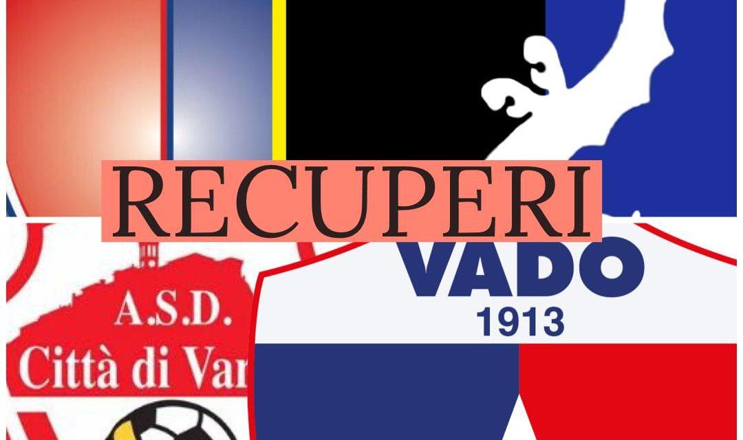 DIRETTA LIVE – SERIE D GIRONE A, I RECUPERI DI 8ª GIORNATA, CARONNESE-IMPERIA; VARESE-VADO