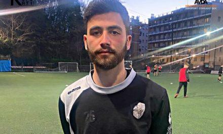 Rapallo Rivarolese: alla rosa si aggiunge il giovane difensore Nicolò Lai