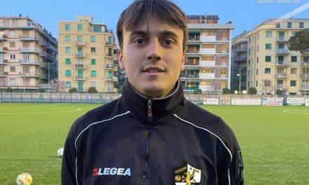Rapallo Rivarolese: alla rosa si aggiunge Giacomo Cecon Centrocampista classe '01