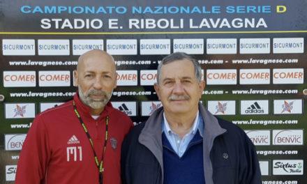 Lavagnese: presentato oggi il nuovo Mister, Cristiano Masitto