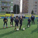 Canaletto: staff tecnico della federazione in visita alla scuola calcio