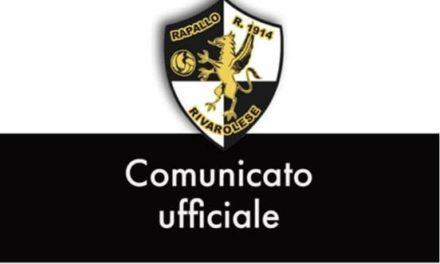 Rapallo Rivarolese: a capo della juniores ci sarà Mister Riccardo Ligi Barboni