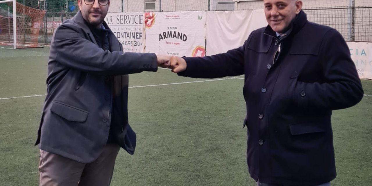 Borzoli: Fabio Ottonello sarà il nuovo Responsabile del Settore Giovanile