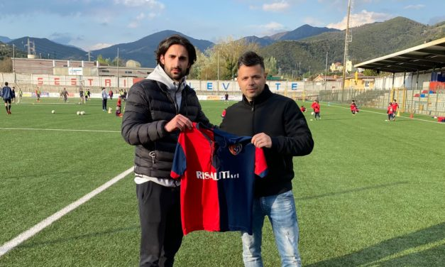 Sestri Levante: bomba di mercato! Arriva il centrocampista Fabio Sakaj