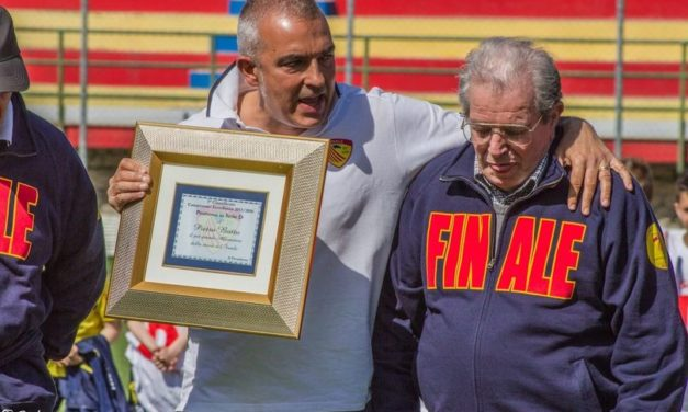 FINALE FC IN LUTTO: È MANCATO MAURO CRESCI