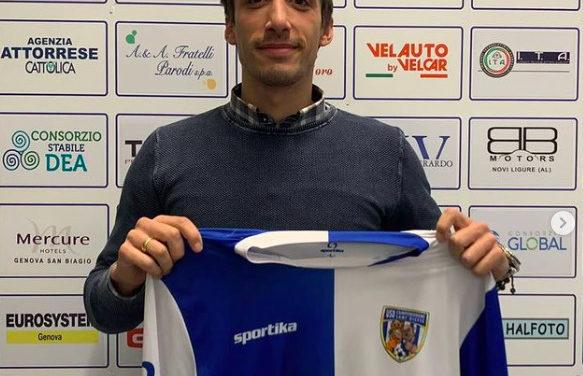 CAMPOMORONE SANT'OLCESE: ufficiale! conclusi gli accordi per il centrocampista Alberto Rosa Gastaldo