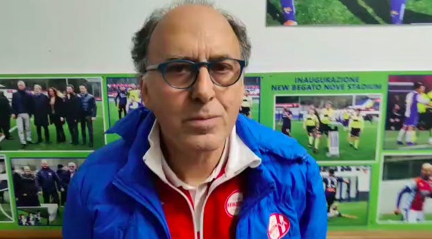 """Genova Calcio, Maisano:""""i 3 punti li dedichiamo al nostro Dirigente Michele Parodi"""""""