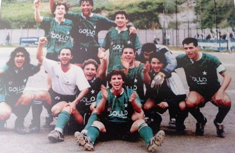 Sestrese: 30 anni dalla storica vittoria della Coppa Italia di Promozione