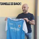 Clodio Bastianelli è il nuovo allenatore dell'ASD Follo San Martino