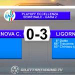 VIDEO|GENOVA CALCIO-LIGORNA 0-3: LE IMMAGINI DEL MATCH E LE INTERVISTE