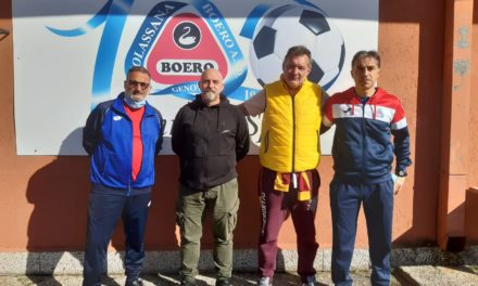 Molassana: Roberto De Martino sarà alla guida della juniores insieme a Roberto mosconi e Claudio Mignemi