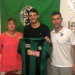 Baiardo: concluso l'accordo per le prestazioni sportive di Pietro D'Amora
